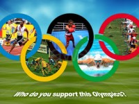 Three Cheers for the London Olympics!