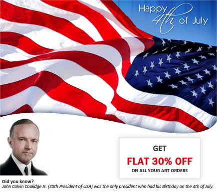 4th of July Offer