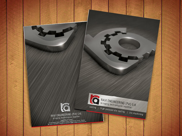 corporate brochure_ravi engineering